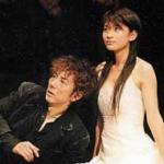 篠原涼子と市村正親の馴れ初めは「ハムレット」!年齢差25歳に父親は反対していた?!