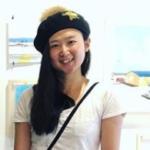 辰巳菜穂の顔写真