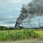 新潟県長岡市島崎付近の火災の原因や詳しい場所は?現在の被害状況まとめ!
