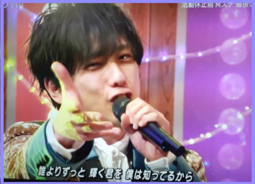 【Mステ】ニノのビジュが最高?!表情がしんどすぎてしんどいとの声も!