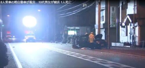 藤沢市8人乗車の車種はスズキのワゴンR?!事故現場も特定!