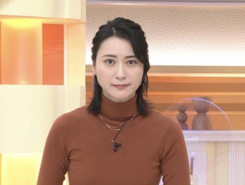 【比較画像】小川彩佳アナのクマが黒くてヤバい!旦那の不倫に育児と仕事で疲労困憊!