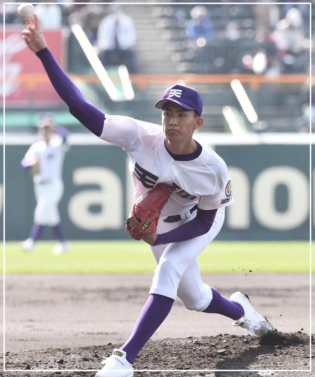 達孝太(天理)の中学は堺市立浜寺南!所属していた軟式野球チームも調査!