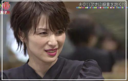 吉瀬美智子の離婚原因はいびきで殺意が湧くほど?経済力があるから旦那はいらないだ!とネットで話題
