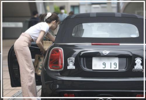 花村想太の車のナンバーが渡辺美優紀の誕生日でネット民ドン引き!名義はみるきーでヒモの可能性も!