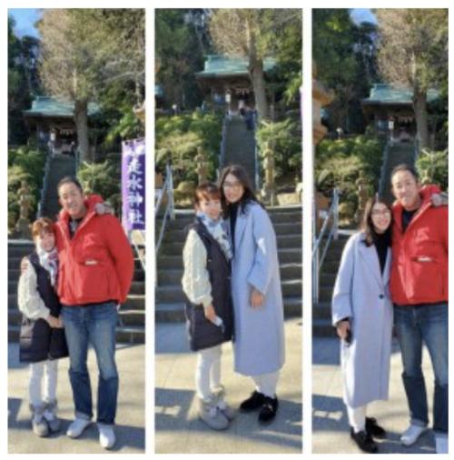 【顔画像】門倉健の嫁(民江)は韓国人で子連れ再婚だった!息子の顔が似てないと話題!