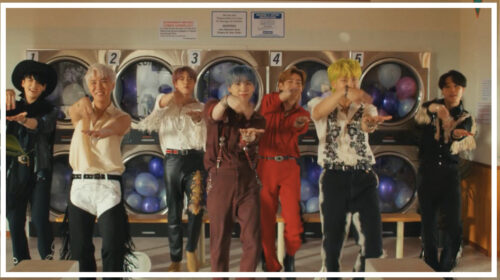BTS新曲Permission to Danceの振り付けはメンバー?手話の意味まとめ!