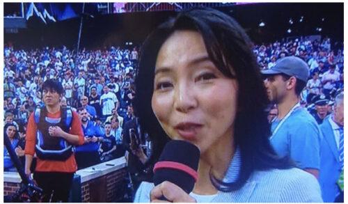 【動画】久保純子の大谷翔平へ質問がダサい?ネット民「緊急事態宣言など関係ない」