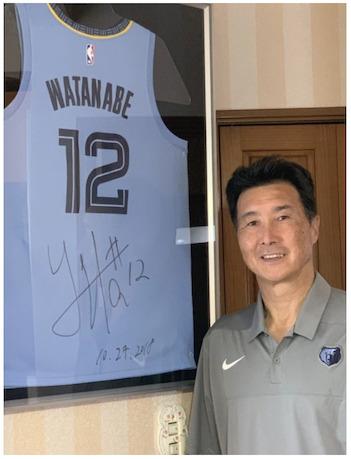 渡邊雄太の父や母に姉もバスケが上手い!高校や中学や所属バスケチームなどwikiプロフィールを全網羅!
