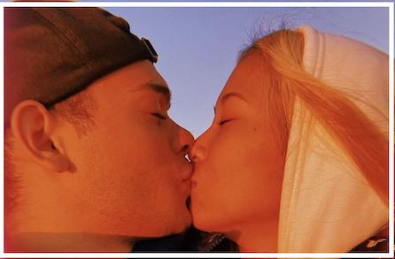【キス画像】西村碧莉は結婚してないが彼氏はイケメン!ブラジル人でスケート選手!