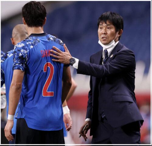 【サッカー】日本がスペインに勝てなかった理由がヤバい?久保と堂安を下げたからだとネットが炎上!