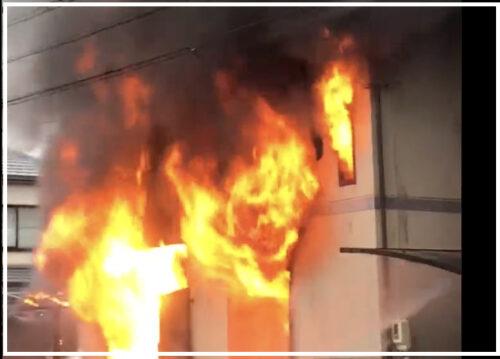 【火事】愛知県一宮市開明雲閑寺郭付近で火災!火事の原因や場所は?現在の被害状況まとめ!