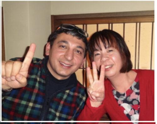 【顔画像】及川眠子の夫のトルコ人に3億円貢いで離婚?浮気の慰謝料問題がエグすぎえる!