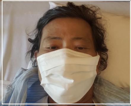 サーガ・ミオノ(サトウ・ユウ)の死因はガンだった!激やせでヤバいと心配されていた!