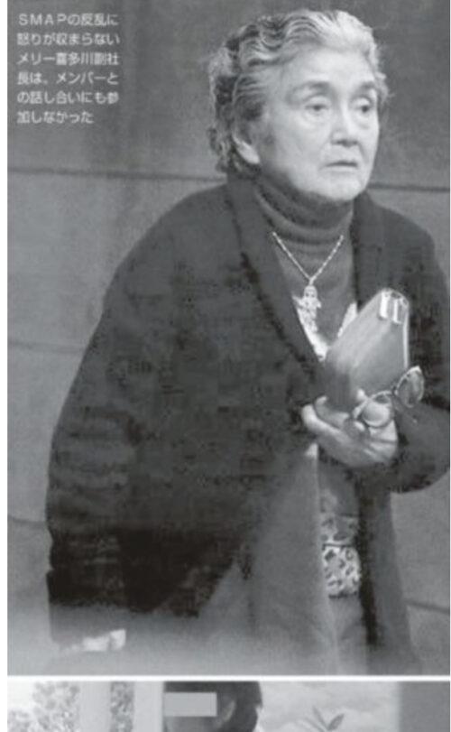 藤島メリー顔画像