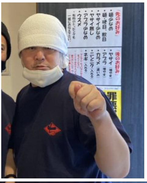 ラーメン店ちばから大将の長谷川誠一が死去で激やせがやばい?今後のラーメンはどうなるのか調査!
