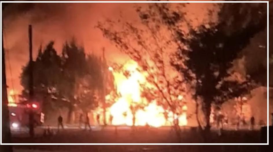 【火事】大分県 陸上自衛隊 湯布院駐屯地付近で火災!火事の原因や場所は?現在の被害状況まとめ!